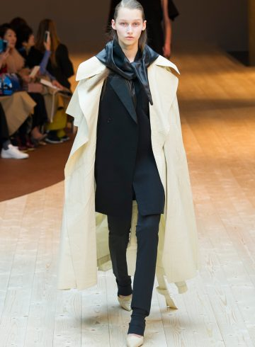 Celine Fall 2017 Fashion Show