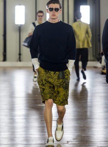 Cerruti Spring 2018 Men's Fashion Show