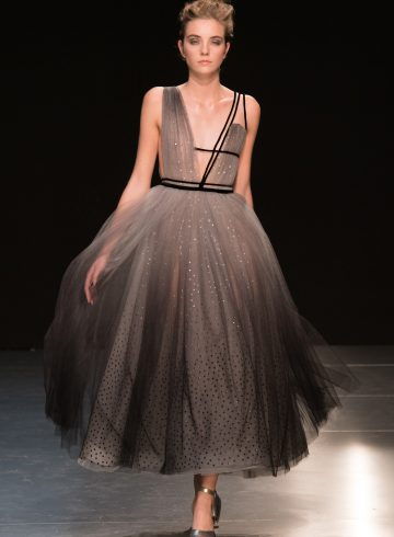Georges Chakra Fall 2017 Couture Fashion Show