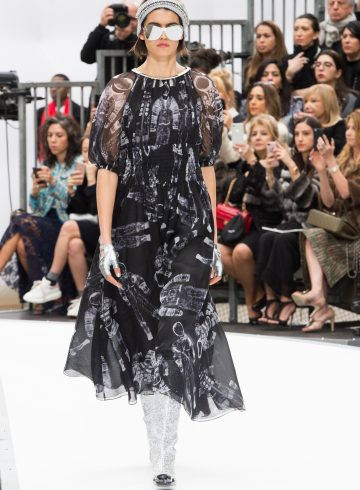 Chanel Fall 2017 Fashion Show