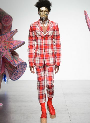 Charles Jeffrey Loverboy Spring 2018 Fashion Show