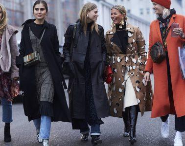 Copenhagen Fashion Week Street Style Day 1 Fall 2017