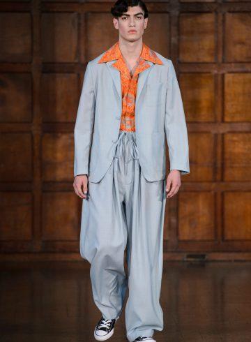 Edward Crutchley Spring 2018 Men's