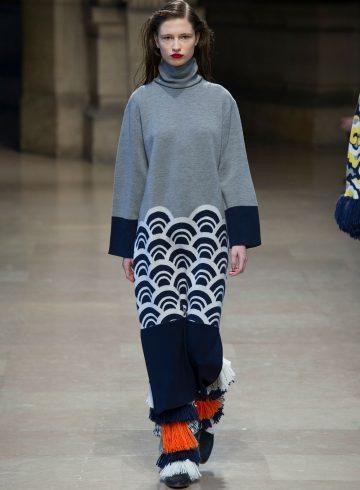 Cynthia Xiao Fall 2017 Fashion Show