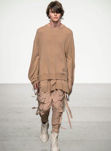 D.Gnak Spring 2018 Men's Fashion Show