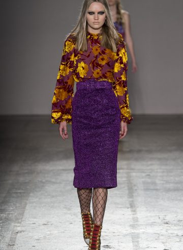 Daizy Shely Fall 2017 Fashion Show