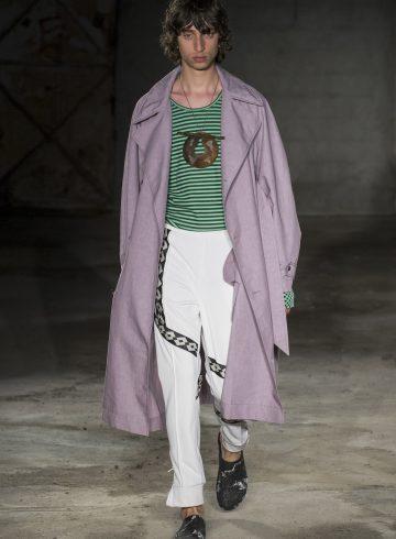 Damir Doma Spring 2018 Men's Fashion Show