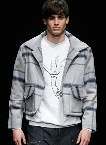 Daniel Rosa Fall 2017 Men's Fashion Show