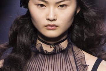 Christian Dior Fall 2017 Fashion Show Beauty