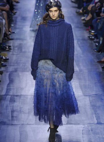 Christian Dior Fall 2017 Fashion Show