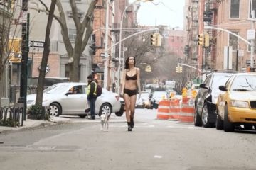 Laird & Partners & DNKY Deliver a Cheeky Good Morning to NYC in Latest Fashion Film