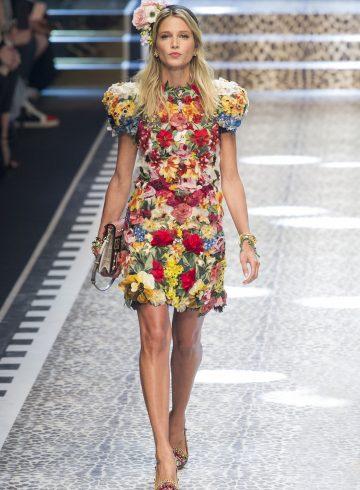 Dolce & Gabbana Fall 2017 Fashion Show