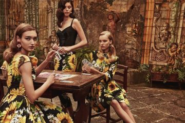 Dolce & Gabbana Reveals their Summer 2017 Ad Campaign