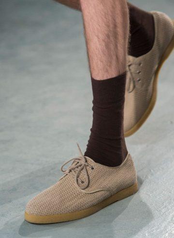 E. Tautz Spring 2018 Men's Fashion Show Details