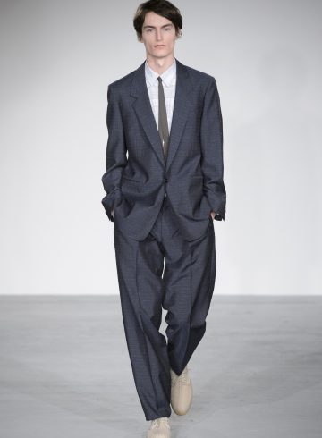 E. Tautz Spring 2018 Men's Fashion Show