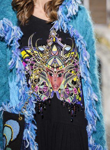Ewa Minge Fall 2017 Couture Fashion Show Details