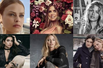 The latest in Fall 2017 Ad Campaign News - Patrizia Pepe, Americana Manhasset, Twinset, Max Mara Weekend, Marc Fisher, Heidi Klum Intimates