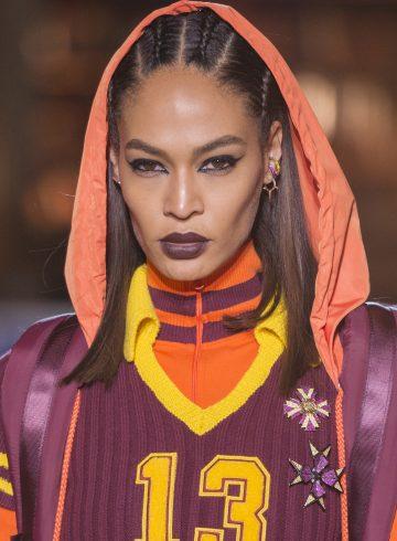 Fenty Puma by Rihanna Fall 2017 Fashion Show Beauty