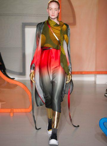 Liselore Frowijn Fall 2017 Fashion Show