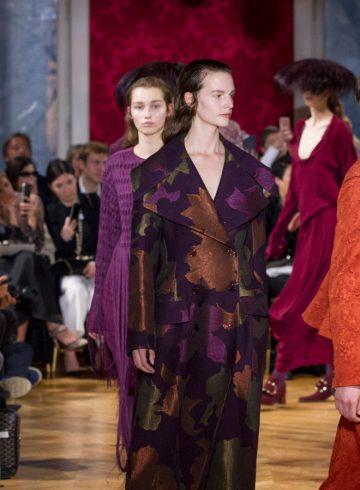 John Galliano Fall 2017 Fashion Show