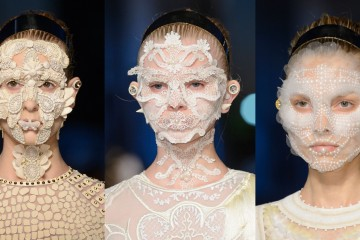 Givenchy Runway show beauty photo