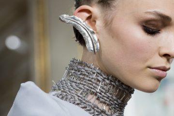 Antonio Grimaldin Fall 2017 Couture Fashion Show Details