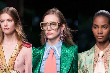 Gucci Spring 2016 Runway Beauty Photo