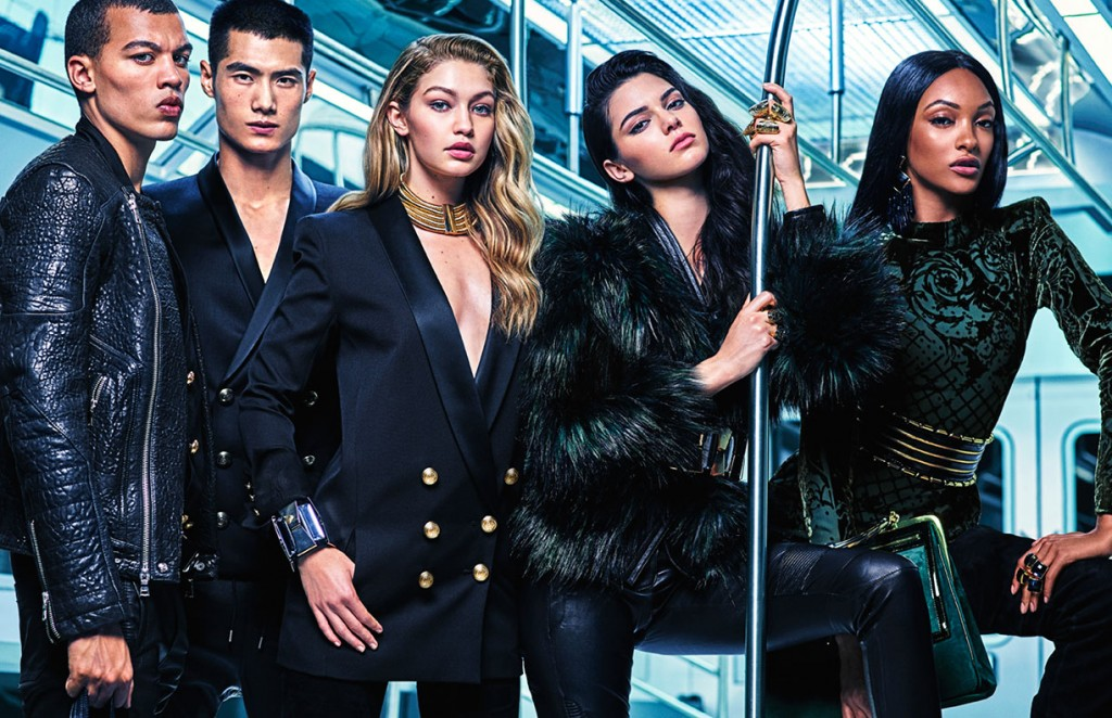 h-and-m-balmain-ad-campaign--fall-2015-fashion-show-the-impression-005