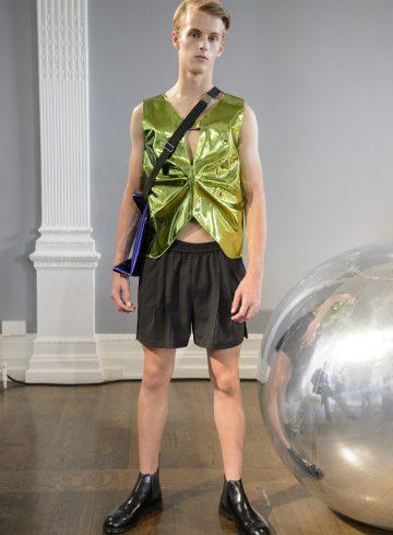 Harry Xu Spring 2018 Men's Fashion Show