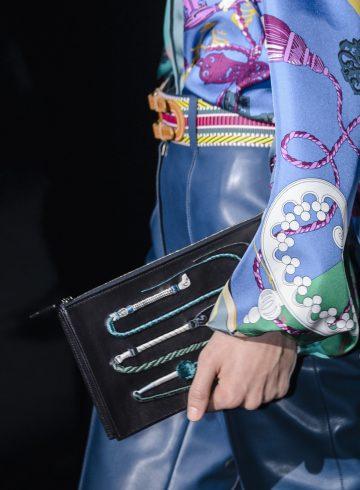 Hermès Fall 2017 Fashion Show Details