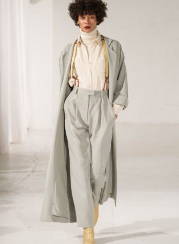 Mara Hoffman Fall 2017 Fashion Show