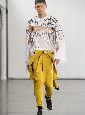 Hugo Costa Spring 2018 Men's Fashion Show