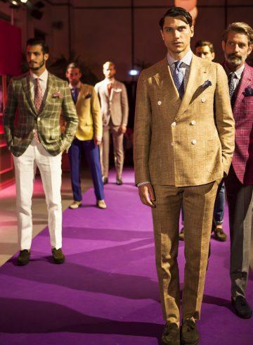 Isaia Spring 2018 Men's Fashion Show