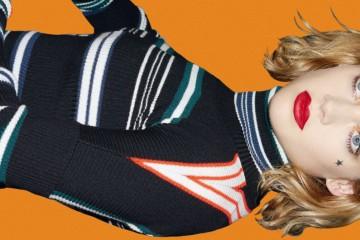 kenzo fall 2015 ad campaign photo