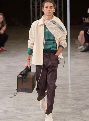 Lanvin 2018 Men's Fashion Show