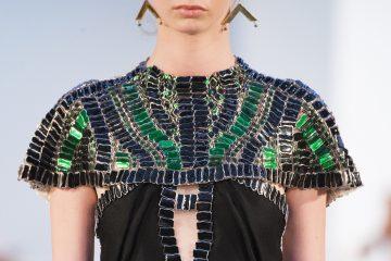 Laskaris Fall 2017 Couture Fashion Show Details
