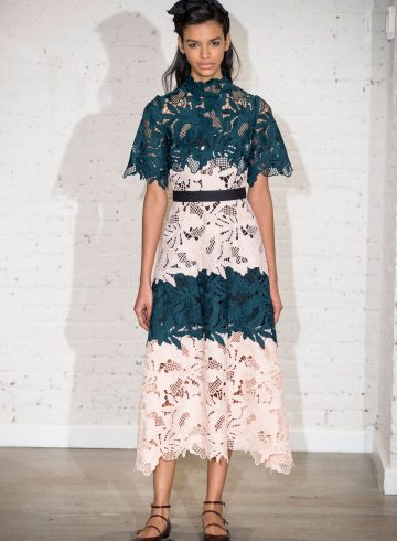 Lela Rose Fall 2017 Fashion Show