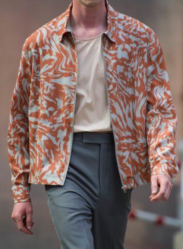 Lemaire Spring 2018 Men's Fashion Show Details