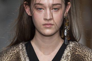Veronique Leroy Fall 2017 Fashion Show Beauty