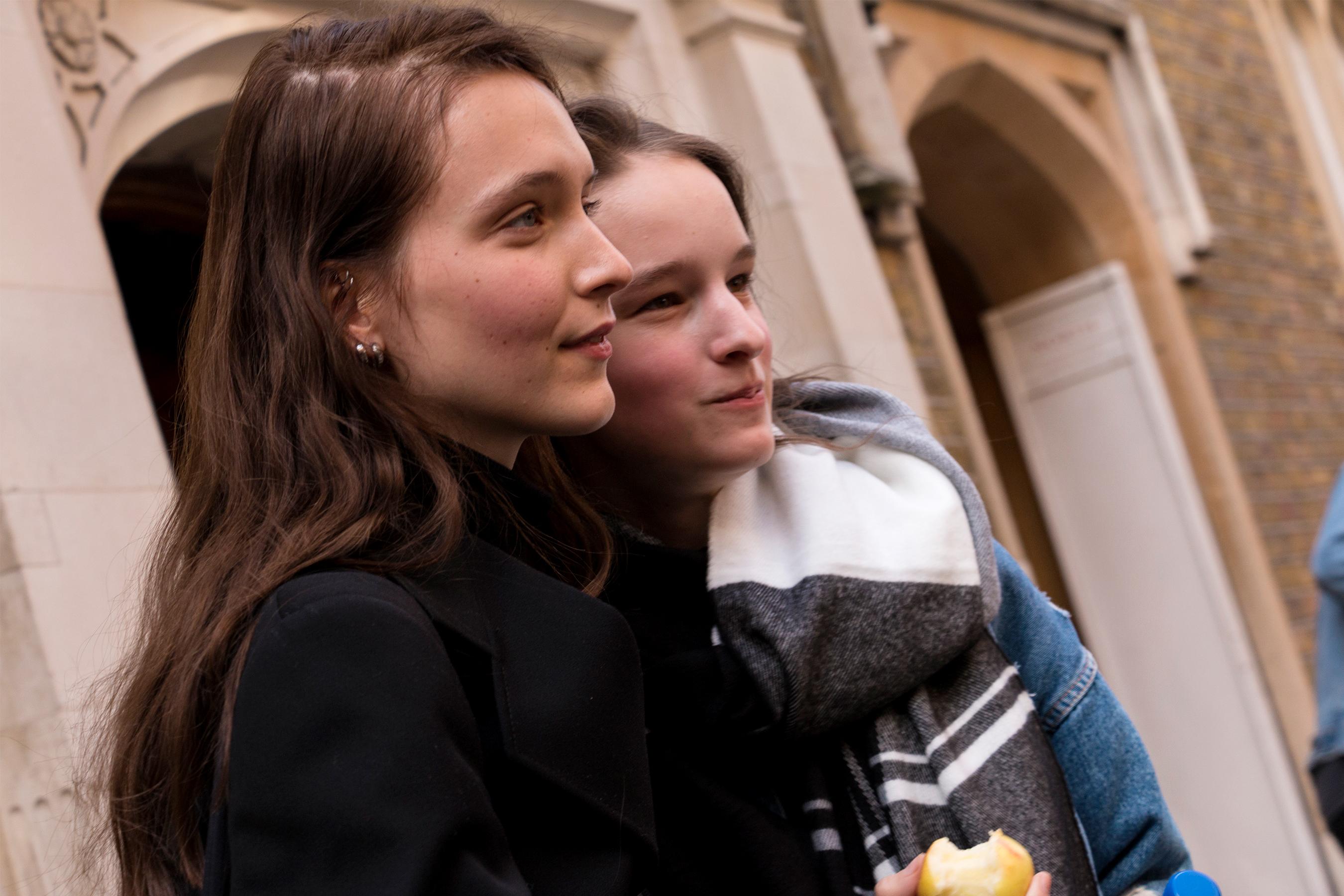 London Model Street Style Spring 2018 by Poli Alexeeva