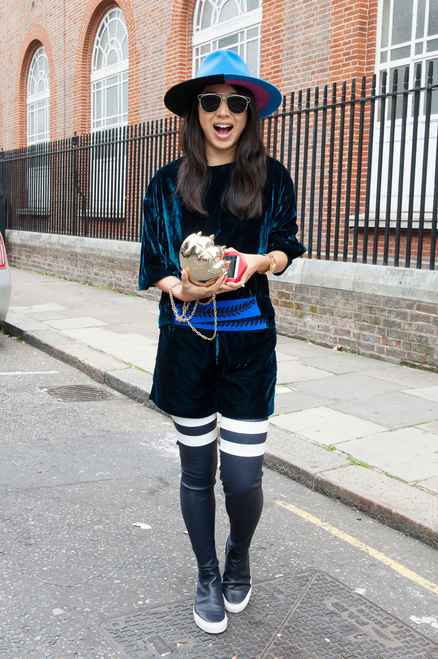The Best Of London Fashion Week Street Style Spring 2016
