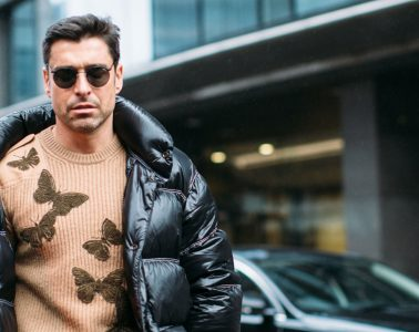 London Fashion Week Men's Street Style Day 3 Fall 2017
