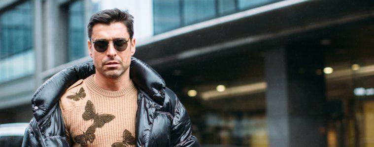 London Fashion Week Men's Street Style Day 3 Fall 2017