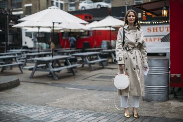 London Fashion Week Fall 2017 Street Style Day 5