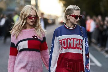 London Fashion Week Street Style Spring 2018 Day 5 Cont.