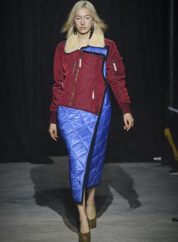 Lutz Huelle Fall 2017 Fashion Show