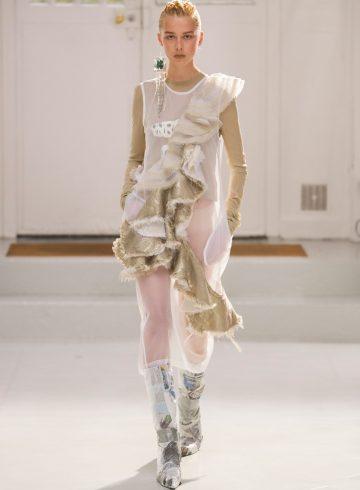 Anne Sofie Madsen Fall 2017 Fashion Show
