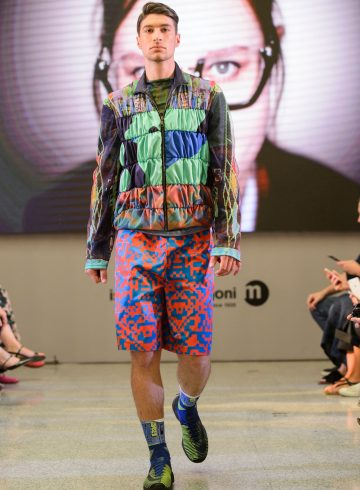 Istituto Marangoni Spring 2018 Men's Fashion Show