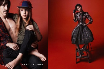 marc jacobs fall 2015 ad photo