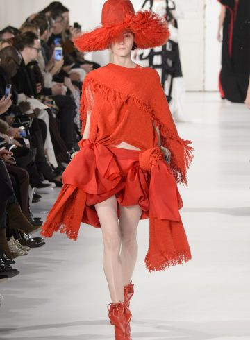 Maison Margiela Spring 2017 Couture Fashion Show
